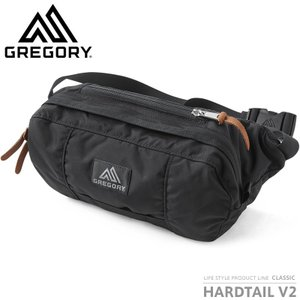GREGORY グレゴリー HARD TAIL V2(ハードテール V2)ボディバッグ ショルダーバッグ メンズ レディース ポーチ ポシェット アウトドア ブランド 新作 waiper