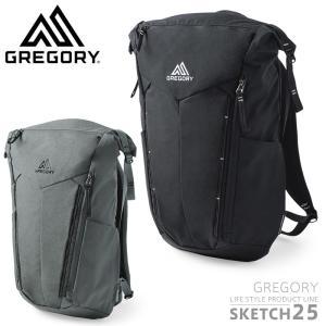 ■商品説明 GREGORYよりSKETCH 25 スケッチ25 バッグパックのご紹介です。  ヨーロ...