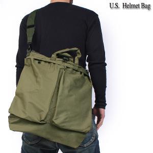 ミリタリーバッグ 新品 米軍ヘルメットバックストラップ付き オリーブ|waiper