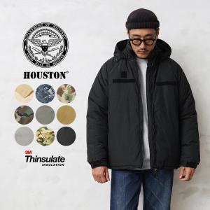 HOUSTON ヒューストン 50323 米軍 Gen III Level 7 ジャケット ECWCS エクワックス メンズ ミリタリージャケット アウター レベル7 ジャンパー ブランド|waiper