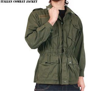 店内20%OFF! ミリタリーコート 実物 イタリア軍コンバットジャケット USED|waiper