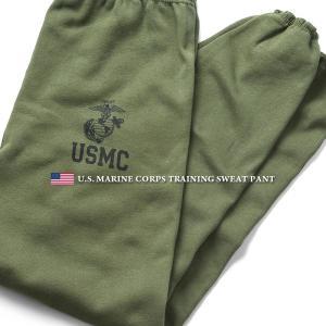 実物 新品 米軍U.S.M.C.スウェットパンツ 裏起毛 メンズ ミリタリーパンツ 軍パン ゆったり ルームウェア デッドストック 軍モノ アメリカ軍【クーポン対象外】 waiper