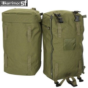 karrimor SF カリマーSF PLCE Side pockets pair OLIVE オリ...