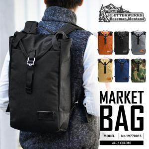 店内2,000円OFFクーポン! Kletterwerks クレッターワークス MARKET BAG 19770015 バックパック トートバック ブランド|waiper
