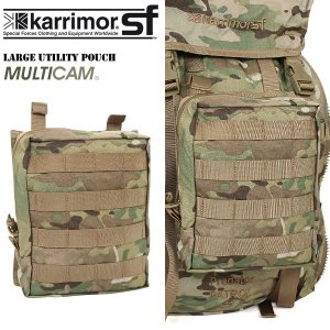 karrimor SF カリマーSF Large Utility Pouch Multicam マル...