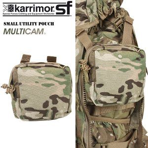 karrimor SF カリマーSF Small Utility Pouch Multicam マル...