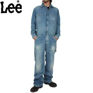 Lee リー AMERICAN RIDERS DUNGAREES ALL IN ONE LM4213-556 / ワーク つなぎ オールインワン