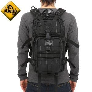 今だけ15%OFF! MAGFORCE マグフォース MF-0513 Falcon2 Backpack BLACK バックパック ブランド|waiper