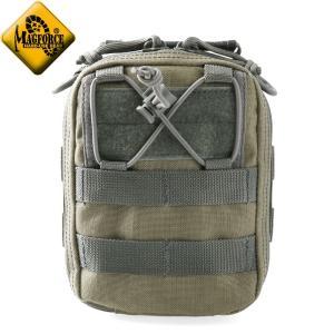 今だけ15%OFF! MAGFORCE マグフォース MF-0226 Tool Bag 5x7 TAN/FGW ポーチ 小物入れ ミリタリー メンズ ブランド|waiper