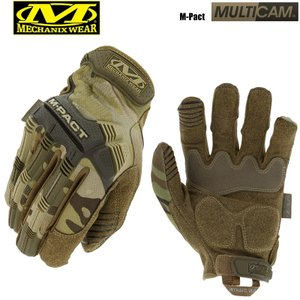 クーポンで15%OFF! サバゲー グローブ 装備 Mechanix Wear メカニックス ウェア M-Pact Glove Multi Cam (エムパクトグローブ マルチカム)