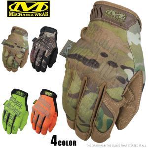 今だけ20%OFF! Mechanix Wear メカニックス ウェア Original Glove オリジナルグローブ ブランド|waiper