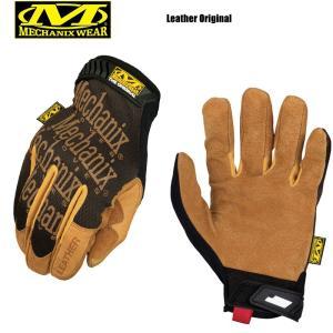 今だけ20%OFF! Mechanix Wear メカニックス ウェア Leather Original レザーオリジナルグローブ ブランド|waiper