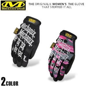 今だけ20%OFF! サバゲー グローブ 装備 Mechanix Wear メカニックス ウェア Original WOMEN'S Glove(オリジナル ウーマンズ グローブ) ブランド|waiper