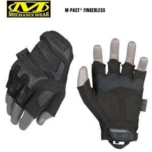 今だけ20%OFF! Mechanix Wear メカニックス ウェア M-Pact Fingerless Glove COVERT サバゲー グローブ フィンガレス バイク ツーリング ブランド|waiper