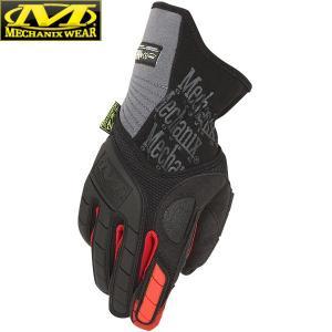 今だけ20%OFF! ミリタリーグローブ Mechanix Wear メカニックス ウェア M-Pact EXP-1 Glove Safety Black オールラウンドグローブ メカニック ブランド|waiper
