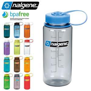 NALGENE ナルゲン 広口 0.5L TRITAN プラスチックボトル 水筒 MADE IN U...