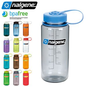 NALGENE ナルゲン 広口 0.5L TRITAN プラスチックボトル 水筒 MADE IN USA キャンプ アウトドア グッズ 必需品 防災グッズ【Sx】|waiper