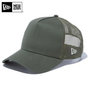 【メーカー取次】 NEW ERA ニューエラ 9FORTY A-Frame Trucker BASIC ベーシック オリーブ 12746882 キャップ 帽子 ブランド【クーポン対象外】|waiper