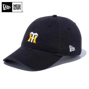 【メーカー取次】 NEW ERA ニューエラ 9THIRTY Washed コットン 阪神タイガース ブラック 12812208 キャップ 帽子 野球 ブランド【クーポン対象外】|waiper