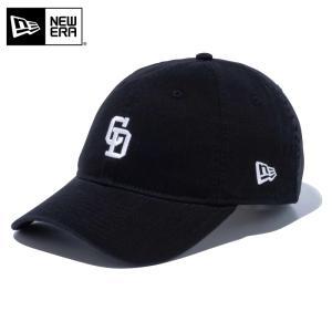 【メーカー取次】 NEW ERA ニューエラ 9THIRTY Washed コットン 中日ドラゴンズ ブラック 12812211 キャップ 帽子 野球 ブランド【クーポン対象外】|waiper