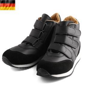 新品 西ドイツ軍 パイロットシューズ メンズ スニーカー 靴 シューズ ハイカット トレーニングシューズ ミリタリー【Zo】|waiper
