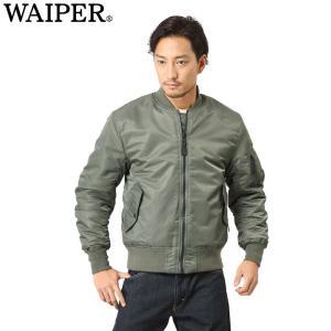 ■関連キーワード WIP WAIPER MA-1 MA1 フライトジャケット ジャンパー ブルゾン ...