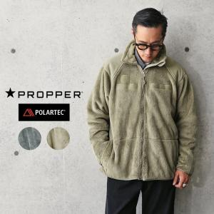 PROPPER プロパー F54880E ECWCS Gen3 POLARTEC フリースジャケット メンズ エクワックス レベル3 ポーラテック ミリタリー  ブランド【クーポン対象外】|waiper