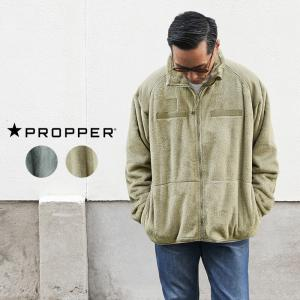 PROPPER プロパー F549407 ECWCS Gen3 フリースジャケット メンズ エクワックス レベル3 ミリタリージャケット アウター アウトドア ブランド【クーポン対象外】|waiper