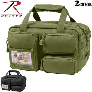 ROTHCO ロスコ タクティカル ツールバッグ メンズ レディース ミリタリーバッグ 手提げ 工具バッグ アウトドア キャンプ ブランド 【9775】|waiper
