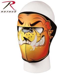 Rothco Neoprene Bulldog Full Facemask  ブルドックをイメージし...
