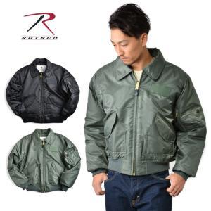 店内20%OFF! メンズ CWU-45/P  CWU45P ロスコ ROTHCO フライトジャケット|waiper