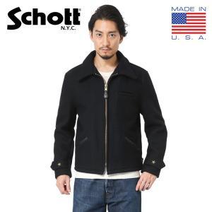 Schott ショット Wool CPO ジャケット 7176 ウールジャケット MADE IN U...