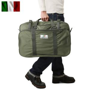 クーポンで15%OFF! 実物 新品 イタリア陸軍 ボストン...