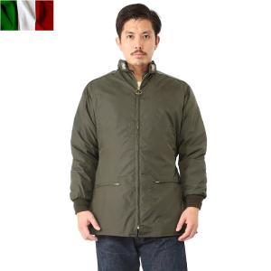 店内20%OFF! 実物 新品 イタリア軍レインジャケット 初期型 ライナー付き メンズ ミリタリー アウター ブルゾン ジャンパー 軍服 放出品 サープラス|waiper