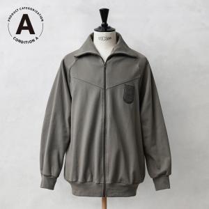 実物 オーストリア軍トレーニングジャケット BLACKパッチ メンズ アウター ミリタリージャケット ジャージ 軍服 軍物 放出品 払い下げ品|waiper