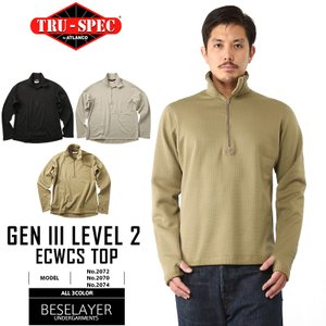 TRU-SPEC トゥルースペック GEN3 LEVEL2 ECWCS トップスのご紹介です。 品名...