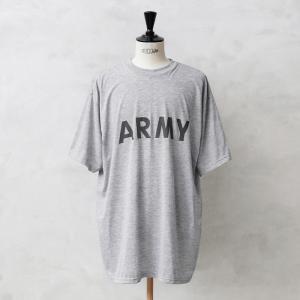 実物 新品 米軍IPFU ARMY Tシャツ バックプリント入り メンズ カットソー 半袖 軍服 放出品 デッドストック アメリカ軍【Sx】|waiper