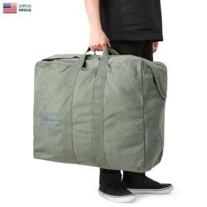 ■商品説明 制式名称:KIT BAG,FLYERS  第二次世界大戦時、U.S.A.Fにおいて採用使...