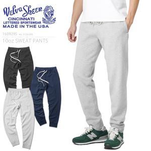 Velva Sheen ベルバシーン 160929S MADE IN USA 10oz スウェットパンツ 無地 メンズ ズボン アメカジ アメリカ製 ブランド ワーク|waiper