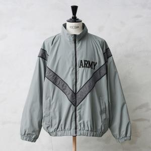 実物 米軍 IPFU フィットネスジャケット USED ブッシュジャケット メンズ アウター ミリタリー ウィンドブレーカー ジャンパー トレーニング 放出品【Sx】|waiper