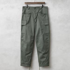 実物 新品 フランス軍 AIR FORCE フィールドパンツ アビエイターパンツ メンズ ミリタリー カーゴパンツ ワークパンツ 軍パン デッドストック|waiper