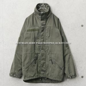 実物 オーストリア軍 パラトルーパージャケット メンズ ミリタリー アウター 放出品 軍服 軍物 希少|waiper