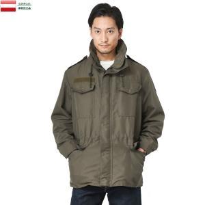 実物 オーストリア軍 GORE TEX(ゴアテックス) M-65フィールドジャケット メンズ アウター ミリタリージャケット ブルゾン ジャンバー 放出品 軍服 軍物 希少|waiper