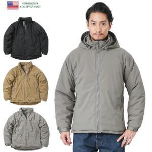 ■商品説明 米軍の最終防寒アウターとして、最高峰の防寒性を誇るLevel 7ジャケットをデイリーユー...