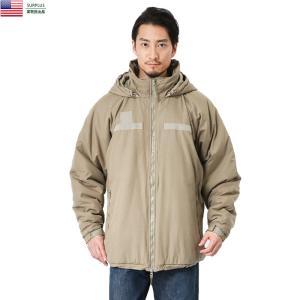 ■商品説明 米軍が採用する現時点最強の中綿ジャケットです!  ECWCS (Extended Col...