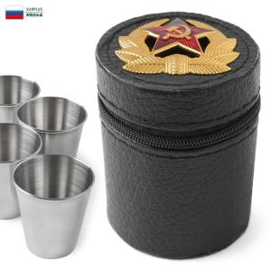 ■商品説明 ウォッカやテキーラ等を飲む際に最適なのステンレス製のショットグラスです。キャンプやアウト...