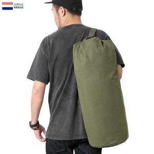 ■商品説明 オランダ軍から強度のあるコットン素材を使用したスマートな形状のダッフルバッグが入荷しまし...