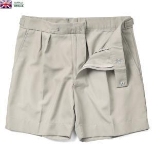 実物 新品 デッドストック イギリス軍 RAF トロピカル オフィサーショーツ メンズ ハーフパンツ 軍パン ミリタリーパンツ 軍服 放出品【クーポン対象外】|waiper