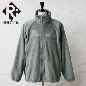 リジェクトB 訳あり品 実物 USED 米軍 ECWCS Gen3 POLARTEC(ポーラテック) フリースジャケット FOLIAGE メンズ LEVEL3 エクワックス【クーポン対象外】|waiper