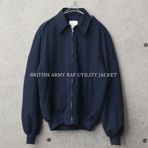 実物 USED イギリス軍 RAF ユーティリティー ジャケット【〜112サイズ】 メンズ ミリタリージャケット ロイヤルエアーフォース アウター 軍服【クーポン対象外】|waiper
